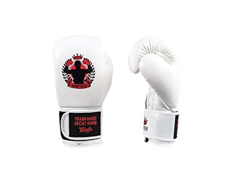 Ali's Fightgear BT Go Champ Boxhandschuhe junior weiß 8 oz