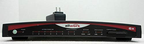 Allworx 6x VoIP Network Server and Phone System (Renewed)