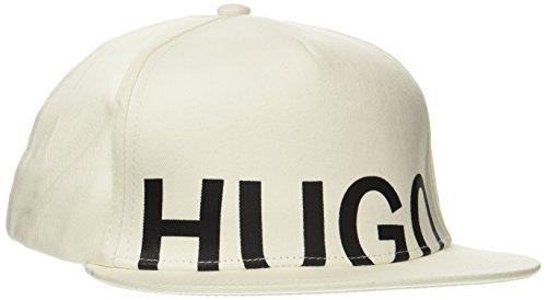 HUGO Herren Men-X 541 Baseball Cap, Weiß (White 100), One Size
