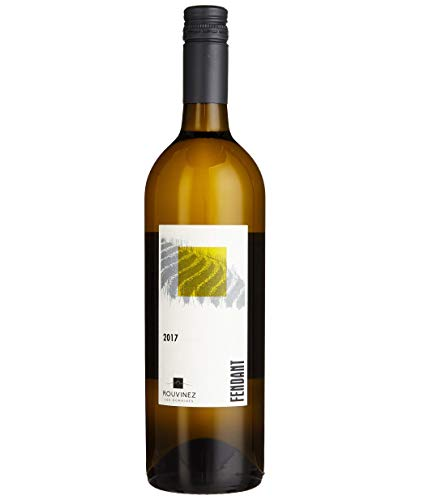 Bernard Rouvinez Fendant de Sierre Valais Wein Schweiz 2018/2019 (1 x 0.75 l)