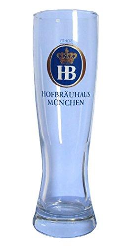 HB Hofbräuhaus München Boccale da Birra Tedesco Monaco di Baviera Hofbräuhaus München HB 0,3 Litri King Werk Ki 1000075