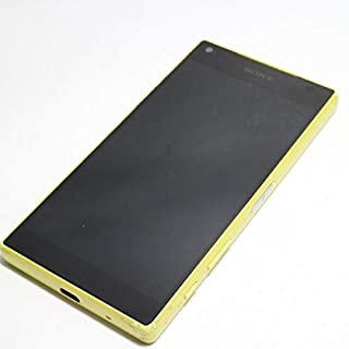 docomo Xperia Z5 Compact SO-02H  [Yellow/イエロー] 白ロム