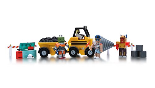 Roblox Action Collection - Operation TNT Playset [Includes Exclusive Virtual Item]