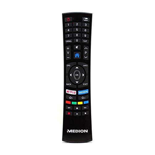 Medion RC1818 40068557 Orignal Fernbedienung für Smart LED Fernseher