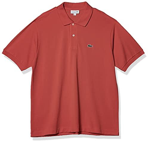 Regular Fit Lacoste, Lacoste, Camisa polo, 4G, Suporte Principal: 100% Algodão