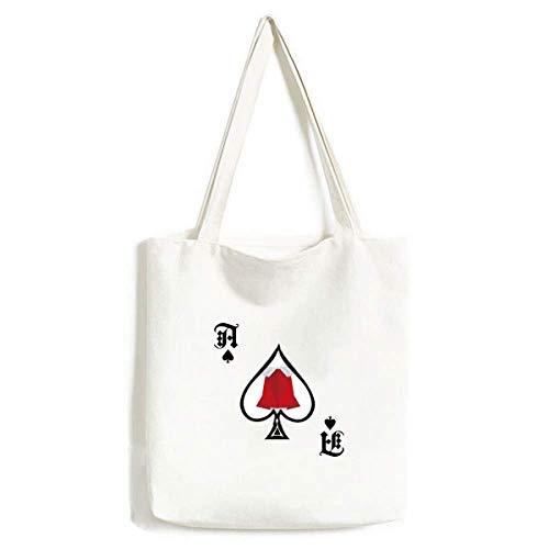 Bolsa de Mano con diseño de Nudo de Origami de Navidad Abstracto, para Manualidades, Pala de póquer, Bolsa Lavable