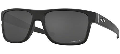 Oakley 0OO9361 Gafas de sol, Matte Black, 57 para Hombre
