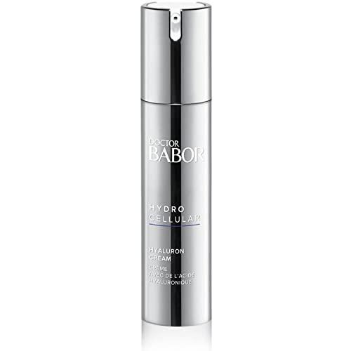 DOCTOR BABOR Hyaluron Cream, 24h feuchtigkeitsspendende Gesichtscreme für trockene Haut, Mit...