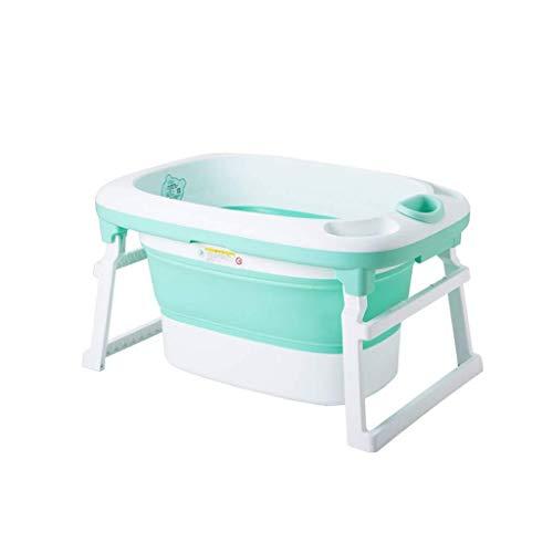 Volwassen Badkuip Draagbaar Inklapbaar bad, Baby Kinderbad, Huishoudelijk groot bad Opvouwbare douchebak, Comfortabel Opvouwbaar Volwassen bad, 2 Kleuren, 85 X 55 X 44CM B