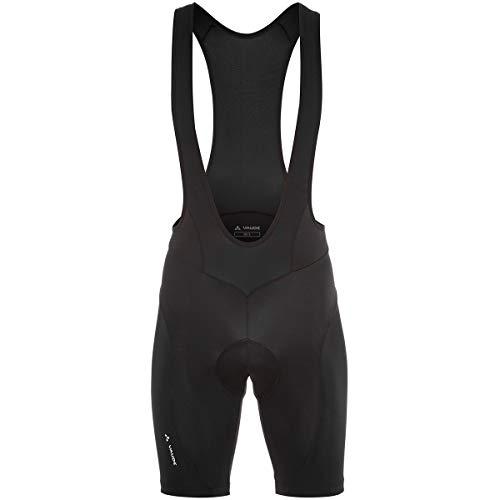 VAUDE Herren Hose Men's Active Bib Pants, black uni, L, 04476