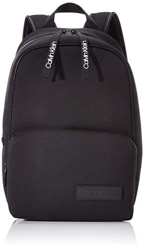 Calvin Klein - Scuba Backpack, Mochilas Hombre, Negro (Blackwhite Black), 1x1x1 cm (W x H L)