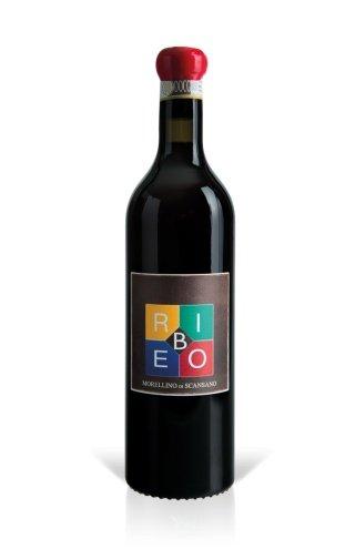 Ribeo Morellino di Scansano D.O.C.G, 14%, 6x 0.75 Liter