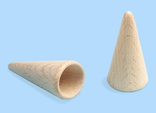 Holzspitze für Schultüte Schultütenspitze