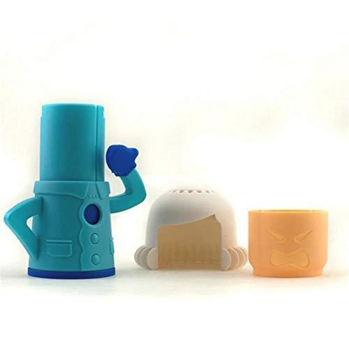 SANTITY Deodorante per frigorifero Deodorante frigo pulitore a vapore per forno a microonde Freezer Odor Absorber Cool Mama Frigorifero Deodorizzatore Forno a microonde Pulitore a vapore Dispositivo