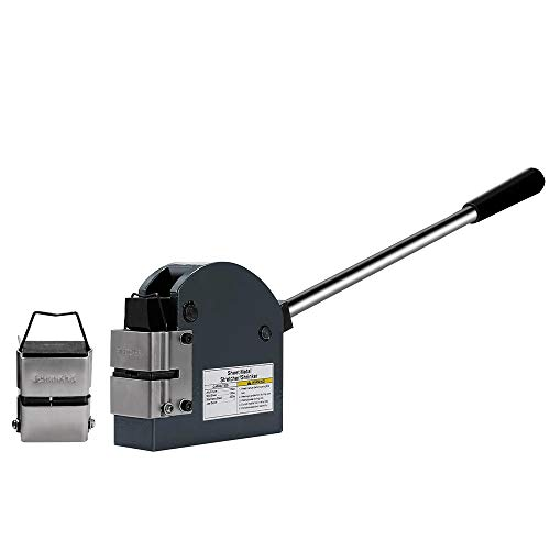 BEAMNOVA 2-in-1 Sheet Metal Shrinker & Stretcher Manual Shrinking Machine Black