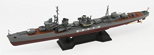 ピットロード 1/700 日本海軍陽炎型駆逐艦 天津風