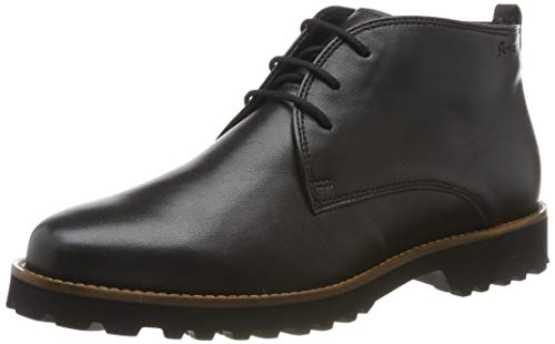 Sioux Damen Meredith-702-xl Chukka Boots, Schwarz (Schwarz 000), 42 EU (8 UK)