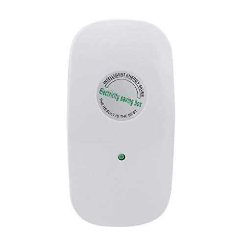 Socobeta Ahorro de energía para el hogar, dispositivo de ahorro de energía, 90 V-250 V, duradero para el hogar (normas europeas)