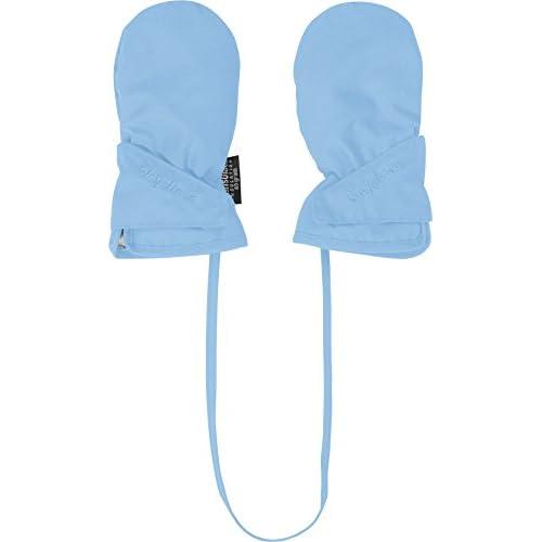 Playshoes Baby-Fäustling Manopole, Blu (Bleu 17), unica Bimba