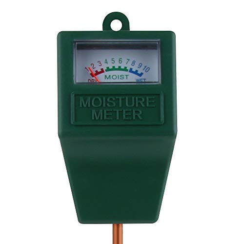 Buy Bargain Soil Moisture Meter Humidity Detector Digital PH Meter Hygrometer Gardening Plant Lignt ...