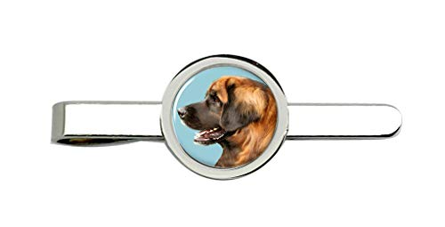 Giftshop UK Leonberger Hund Krawatte Clip