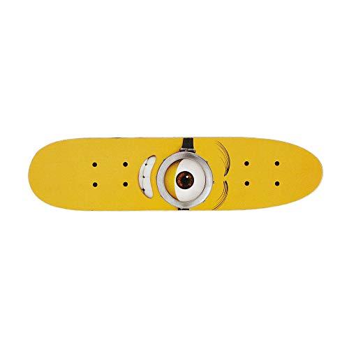 Skate Cruiser Minions One Eye Maple 24 ABEC 5, RicBrinc, 18197