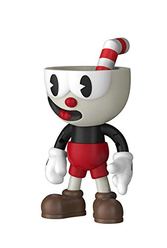Funko - Cuphead Action Figure, Multicolor, 33419
