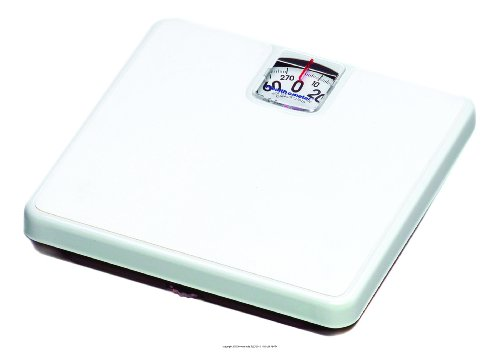Health o meter Mechanical Floor Scale, Floor Scale Dial 270Lbs, (1 EACH, 1 EACH)