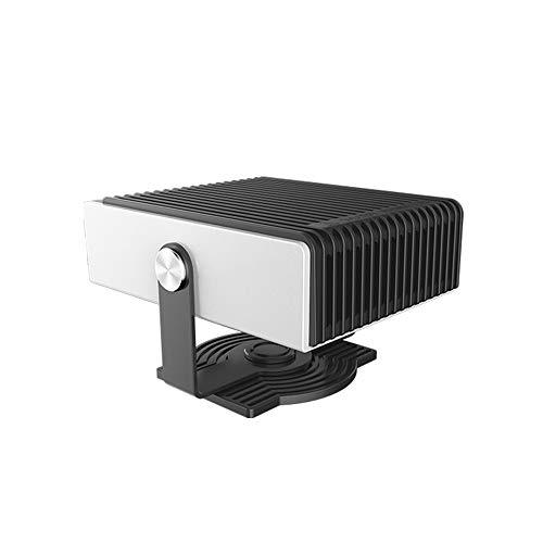 SUNASQ Sbrinatore Portatile per Auto, riscaldatore per Auto 150W, riscaldatore per vetri per Auto da 12 V per linverno, asciugatrice Calda per Presa Daria Automatica in Accessori Interni per Auto.