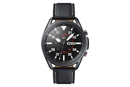 Samsung Galaxy Watch 3 45mm Bluetooth (Mystic Black),SM-R840NZKAINS