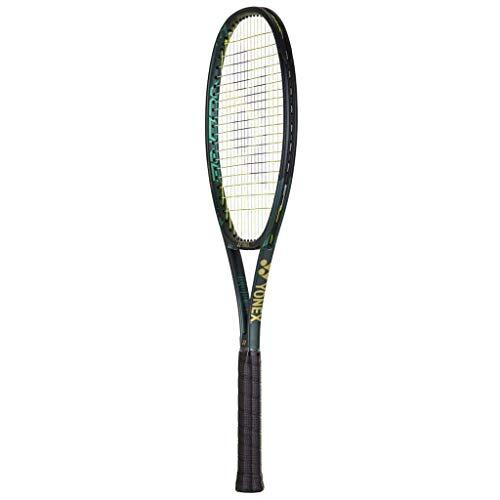 Yonex VCore Pro 97 (310g) Tennis Racquet 2019-2021 – Matte Green – Quality String (4-1/2)