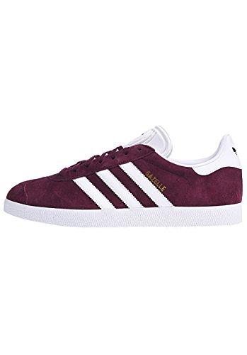adidas Gazelle, Zapatillas de deporte para Hombre, Rojo (Granat/Ftwbla/Dormet 000), 38 2/3 EU