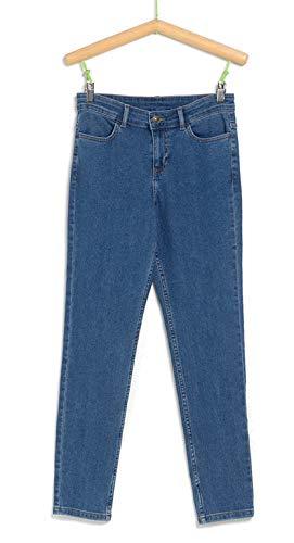 TEX - Pantalón Vaquero Recto para Mujer