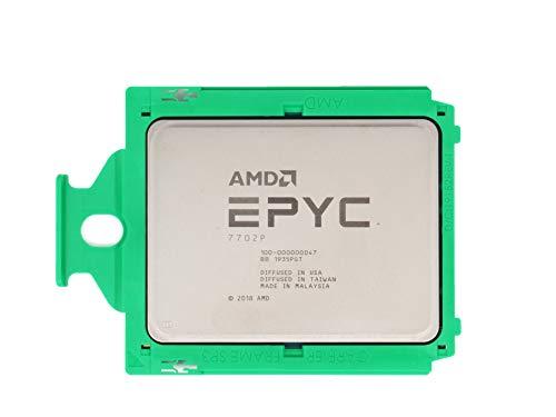 AMD EPYC 7702P Processor 64C 2GHZ 256MB TDP 200W SP3 1P (OEM Tray Processor)