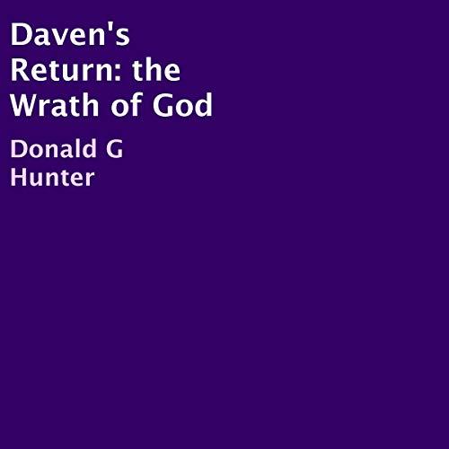 Daven's Return audiobook cover art