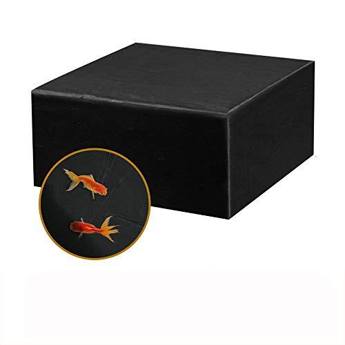 MORIASTER Funda Protectora para Muebles de jardín Funda Muebles Exterior Impermeable Anti-UV Protección Cubierta de Muebles...