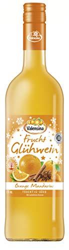 オレンジ&マンダリン フルーツグリューワイン(ホットワイン)冬期限定輸品 カトレンベルガー社 ドイツ 白 フルーツホットワイン