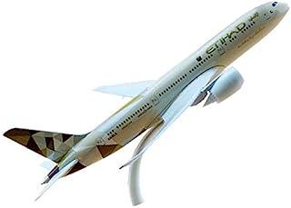 Emirates Etihad Airways Etihad Boeing 787 Alloy Simulation Metal Airplane model 20cm Aircraft model