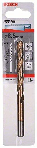 Preisvergleich Produktbild Bosch Professional Metallbohrer HSS-TiN (Ø 8, 5 mm)