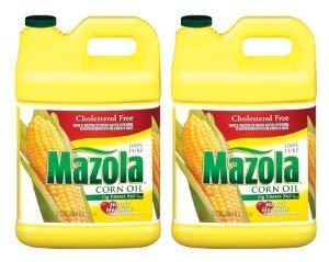 Mazola 100% Pure Corn Oil, 2.5 gal (Pack of 2)