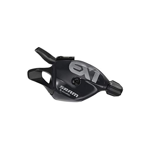SRAM Shifter Ex1 Trigger 8 Vitesse arrière W discrète Clamp: Noir 8Spd