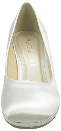 Rainbow Club Brautschuhe Grace – Pumps, High Heels, Ivory/Creme - 2