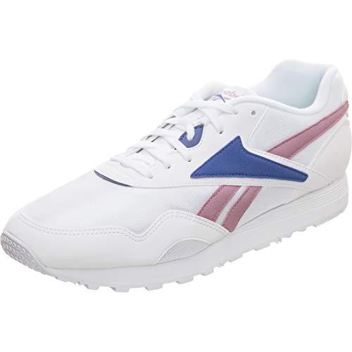 Reebok Unisex-Erwachsene Rapide MU Sneaker, Weiß (Weiß/Lila Weiß/Lila), 37.5 EU