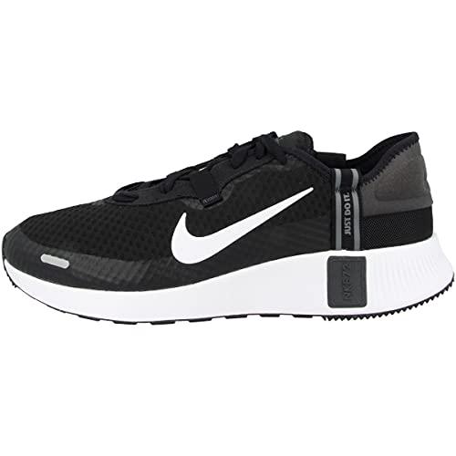 Nike Men's Stroke Running Shoe, Black/White-dk Smoke Grey-iron Grey, 11