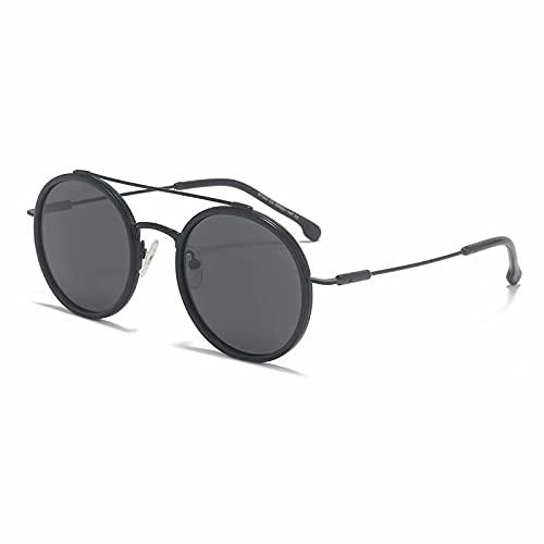 Gafas de sol masculinas retro big frame square tr90 gafas de sol gafas de sol polarizadas de moda femenina con protección UV400 MTS2