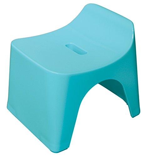 シンカテック ヒューバス 風呂椅子H20 座面高さ20cm ブルー HU-BL