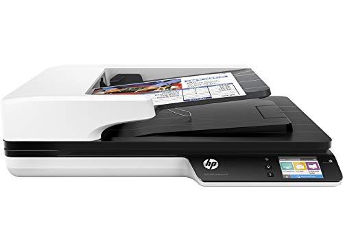 HP ScanJet Pro 4500 fn1 (Scanner, Flachbett, 50-Blatt ADF, LAN, USB)