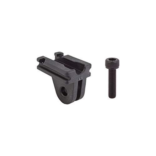CatEye CA5445340 Gopro Light Bracket Adapter, Schwarz