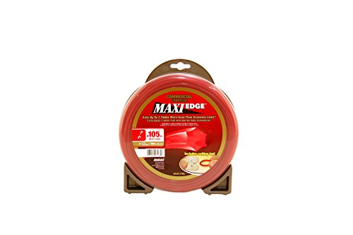 Arnold Trimline Maxi-Edge .105-Inch x 165-Foot Commercial Grade String Trimmer Line