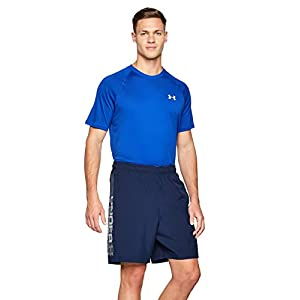 Under Armour Men's Men Woven Graphic Wordmark Short